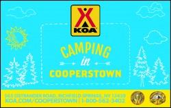 Cooperstown KOA Kampground