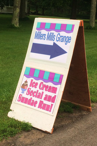 Race Results for MILLERS MILLS 5K SUNDAE RUN, 2 MILE FUN WALK