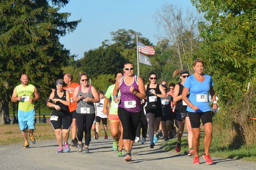 MARY CLEARY MEMORIAL 5K RUN & WALK