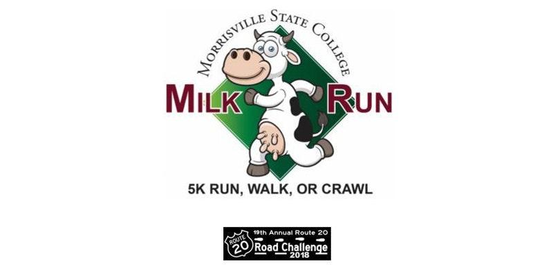 5th Annual MSC Milk Run