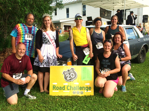 Race Results for Millers Mills Sundae Run