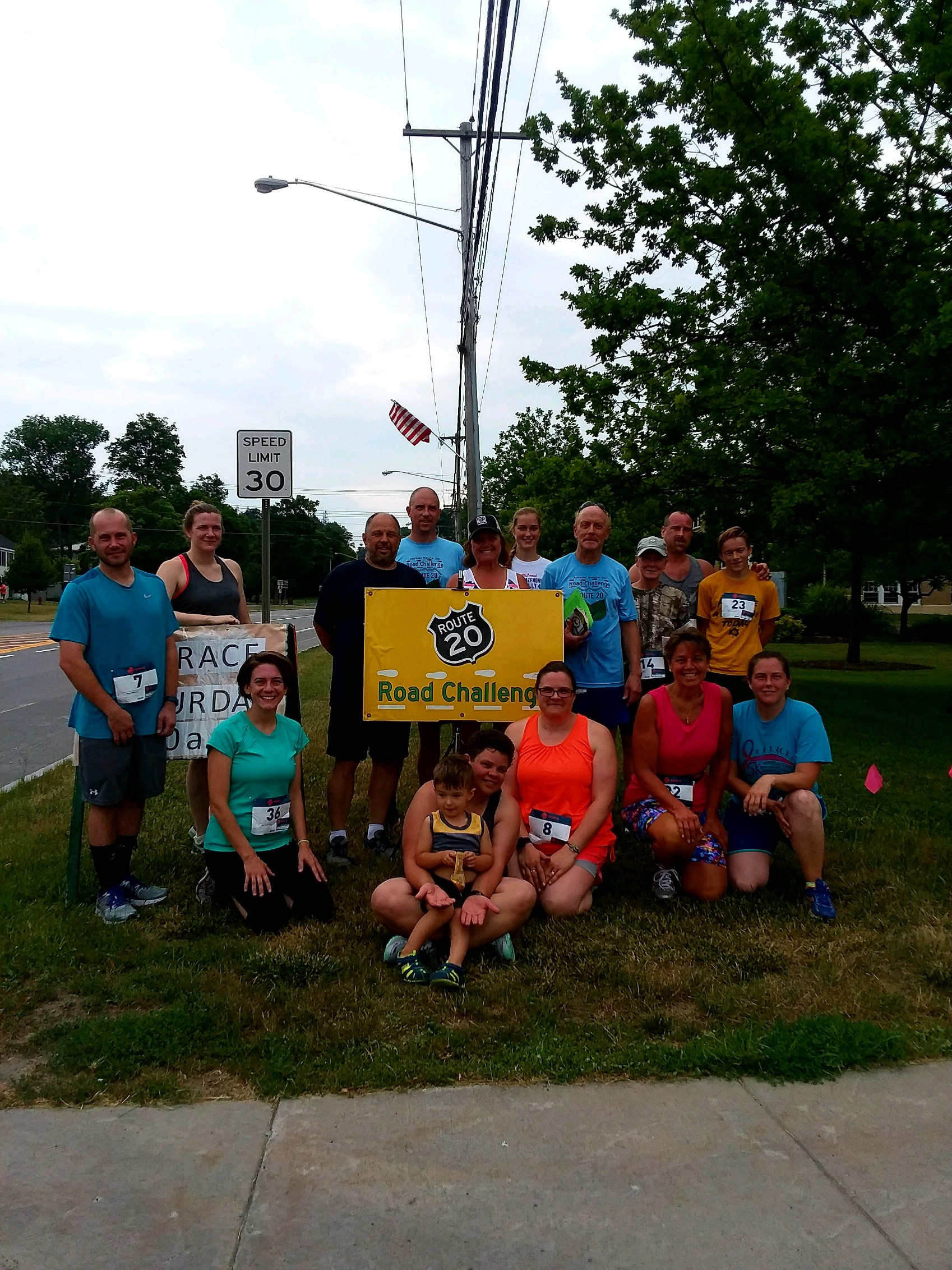 Race Results for the 10TH ANNUAL 5K RACE FOR CHILDRUN