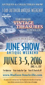 Madison-Bouckville June Antique Weekend