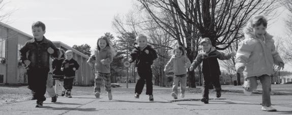 10th Annual 5K Race for ChildRUN & 1 Mi. Walk