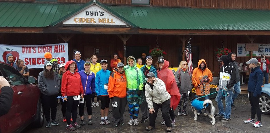 2018 Colie's Run Results