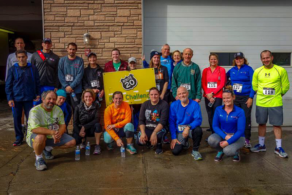 Results for the 21st Annual Eaton 5K Run / Walk