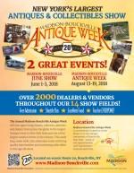 Madison-Bouckville June Antique Weekend