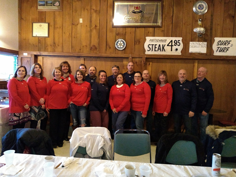 Year–end banquet kicks off 20th year celebration for Route 20 Road Challenge