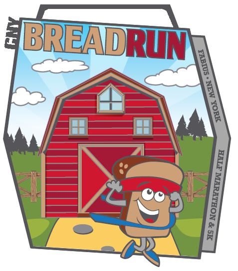 CNY Bread Run 1/2 Marathon & 5K