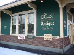 The Depot Antique Gallery
